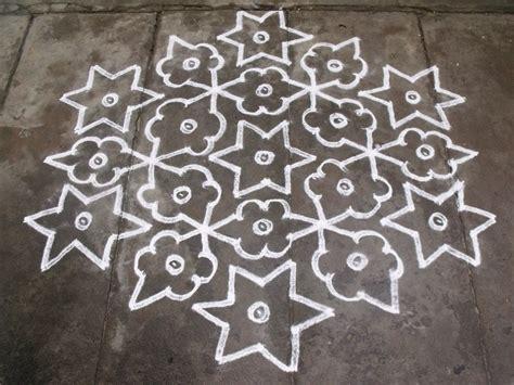 dot pattern kolam rangoli designs kolam 15 8 pulli kolam interlaced dots