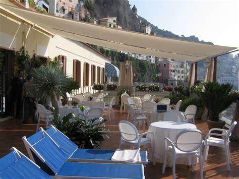 hotel le terrazze amalfi solarium e terrazze hotel la bussola amalfi