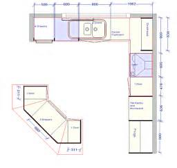 Floor Plan For Kitchen by Design A Kitchen Floor Plan For Free Online Open Floor