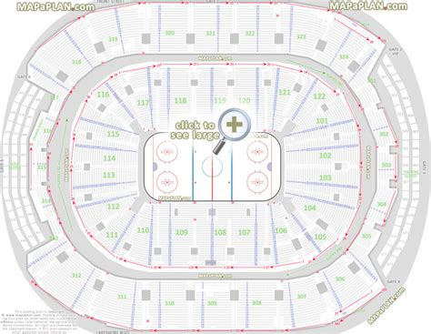 Rogers Center Floor Plan by Toronto Air Canada Centre Seat Amp Row Numbers Detailed