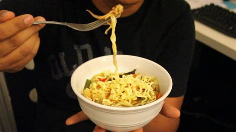 resep mie siram youtube