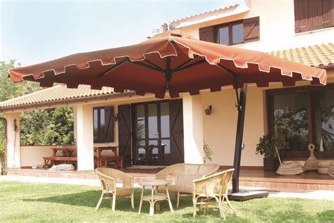 Best Large Patio Umbrellas With Pictures Three Large Umbrellas For Patios