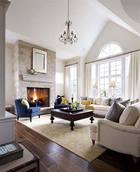Formal Living Room With Fireplace 1000 Ideas About Formal Living Rooms On