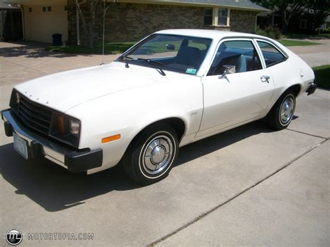 1979 ford pinto 1979 ford pinto sedan related infomation specifications
