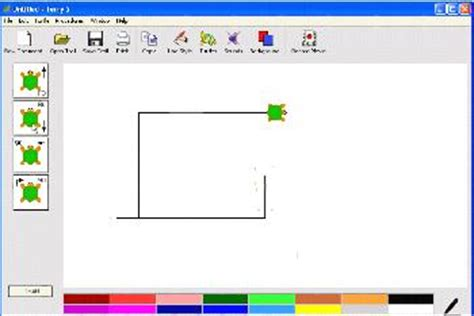 logo turtle software terry the turtle it is the ideal program to