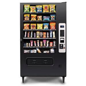 Tilt Top Table 40 Selection Snack Vending Machine