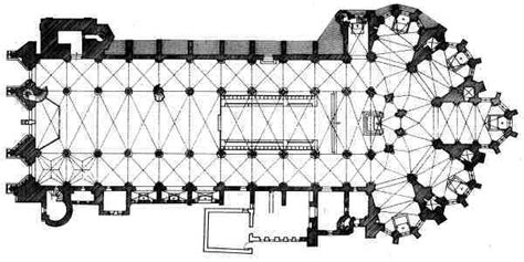 reims cathedral floor plan bazas cathedral bazas iconography and architectural styles zone at abelard org