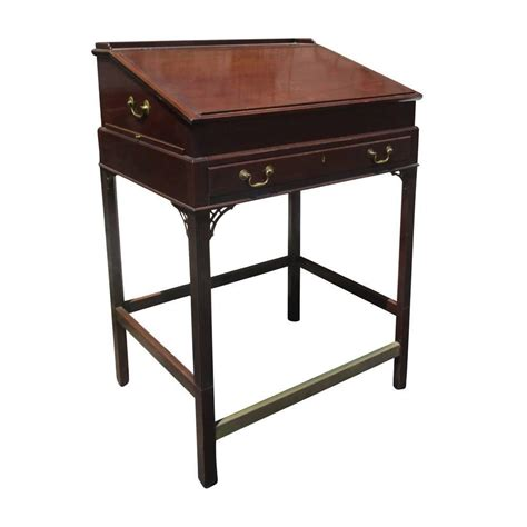 Vintage Kittinger Stand Up Desk At 1stdibs Antique Standing Desk