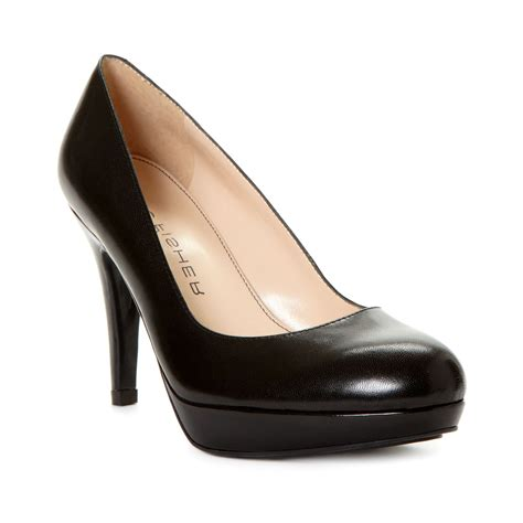 marc fisher sydney pumps a macy s exclusive in black lyst