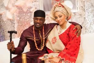 Nigerian celebrities wedding