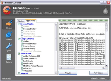 ccleaner recovery three easy steps to recover hard drive space
