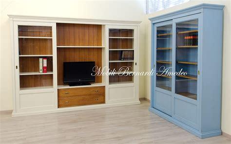 librerie scorrevoli librerie in legno 9 librerie