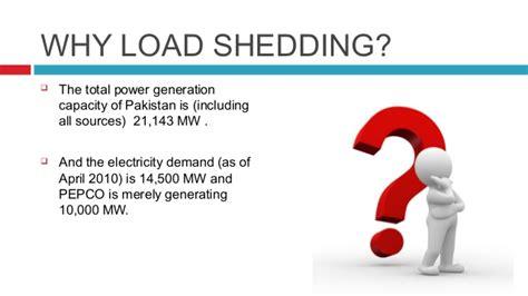 load shedding in karachi updated