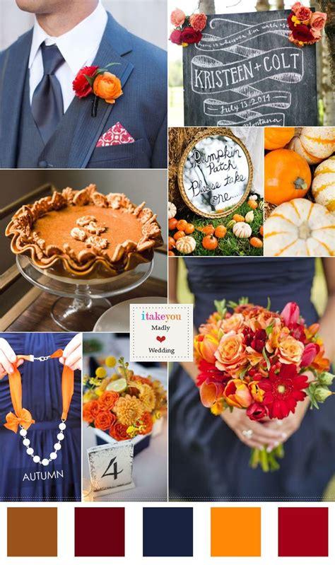 orange color theme 106 best wedding color schemes images on pinterest color