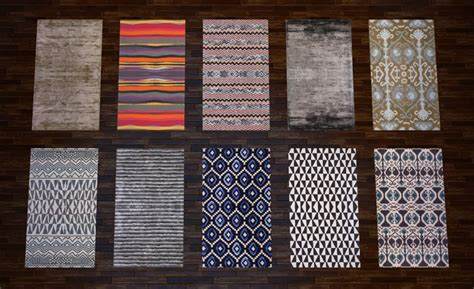 Loft Rugs by Sims 4 Loft Rugs By Joolssimming