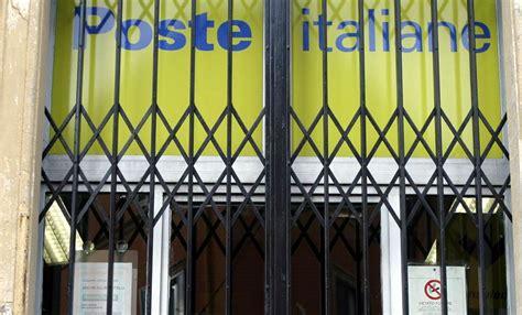 uffici postali piacenza luned 236 sciopero delle poste interessati 80 uffici postali