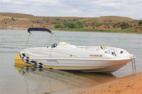 donzi boat clothing donzi z23 sport deck boat tct classifieds