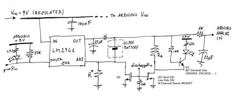 battery charger schematic arduino based opensource nimh battery charger