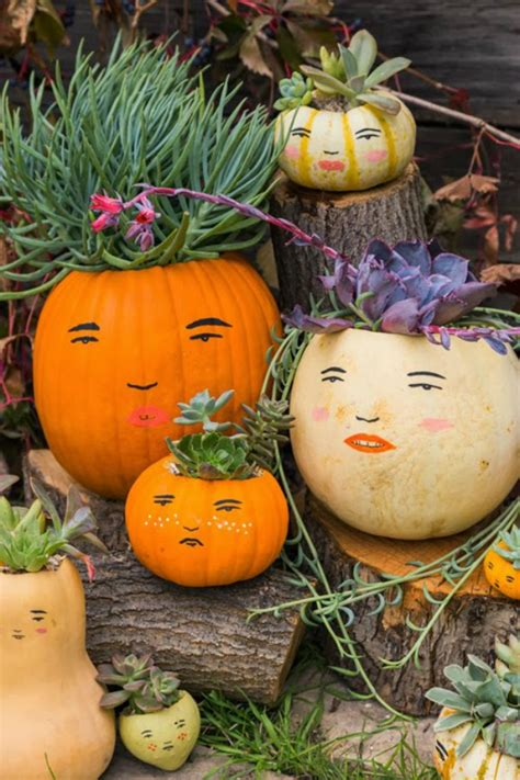 faces on pumpkins it s a family affair two and a hoe 174