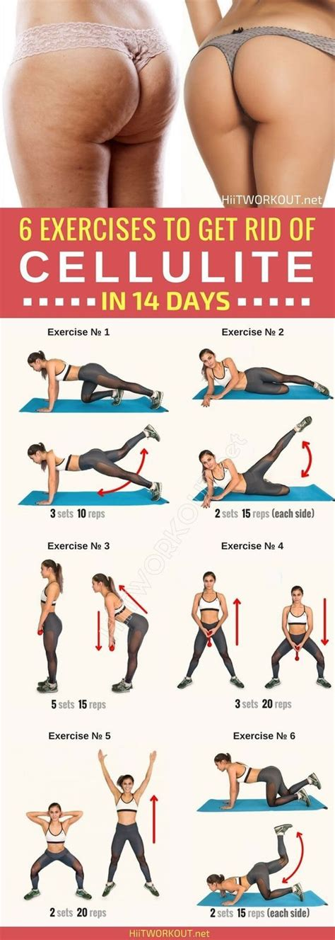 fitness motivation here are 6 effective exercises to get