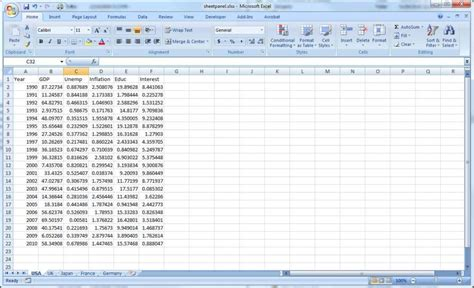 Practice Excel Spreadsheet by Sle Excel Spreadsheet With Data Spreadsheet Templates