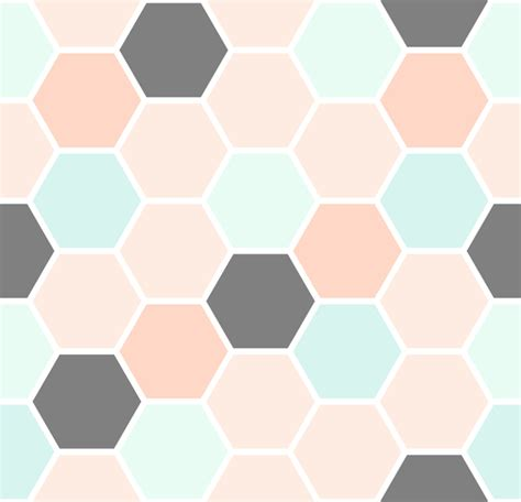 hexagon pattern name hexagon pattern seamless vector set 04 welovesolo
