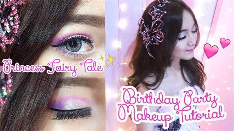 tutorial makeup nanda arsyinta princess birthday party makeup tutorial marvellacontest