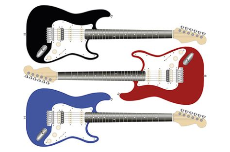 electric guitar templates 187 designtube creative design