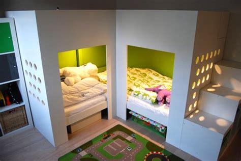 ikea loft bed hacks 9 ingenious ways to hack ikea furniture for tiny