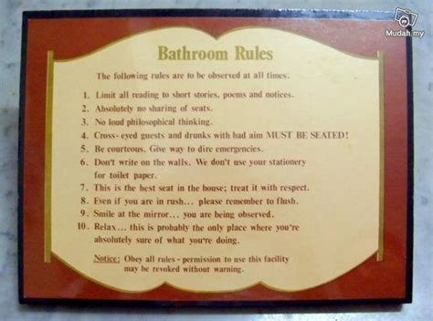 bathroom etiquette sign 8 best images of printable restroom etiquette signs