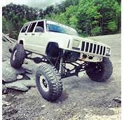 Jeep XJ  Rock Crawlers Diesels Off Roading Pinterest Action