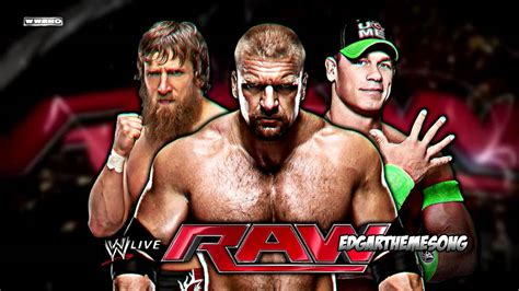 theme song raw 2014 wwe monday night raw 12th theme song quot the night