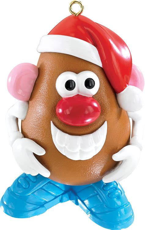 2015 mr potato head christmas ornament carlton heirloom