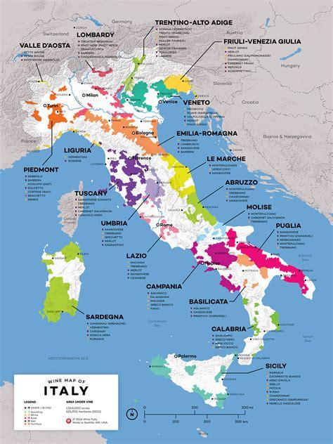 Mango Tas Franje italian wine exploration map wine folly