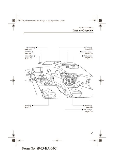 service manuals schematics 2004 mazda rx 8 spare parts catalogs 2004 mazda rx 8 owners manual