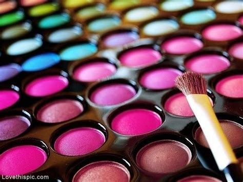 Products To Make You Feel Girly by Colorful Cosmetics Girly Colorful Makeup Pretty