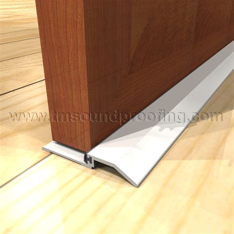 Soundproof A Door by Soundproof Door Saddle With 1 8 Quot Clearance Trademark
