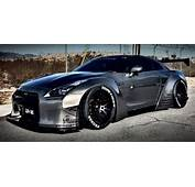 LB Performance Nissan GT R By Liberty Walk  Super Car