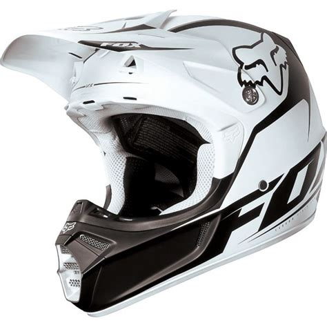 Helm Cross Jp fox racing v3 fathom helmet race helmet