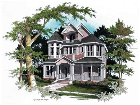 Queen Anne Home Plans | victorian house interior queen anne victorian house plans