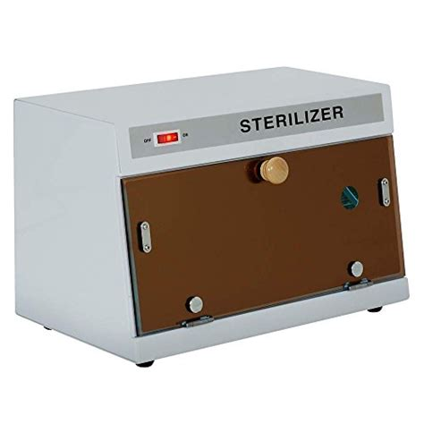 Sterilizer Cabinet by Salon Sundry Professional Tabletop Ultraviolet Uv