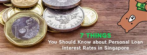 housing loan interest rate singapore 7 things you should know about personal loan interest rates in singapore gobear