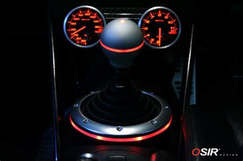 Osir Shift Knob by Osir Design Orbit Shift Ring For All Audi Tt Mk1