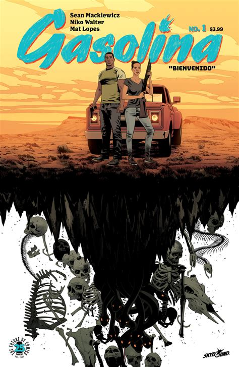 gasolina  releases image comics