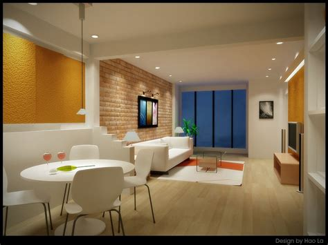 modern white home interior  lighting design ideas