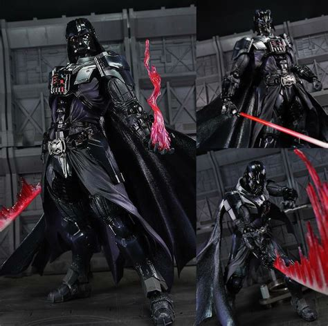 Ad4264 Figure Play Arts No 3 Stormtrooper Wars Kode Gute4130 play arts war black darth vader imperial stormtrooper 27cm pvc figure doll