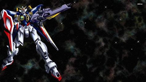 wallpaper of gundam wing gundam wing zero wallpapers wallpaper cave
