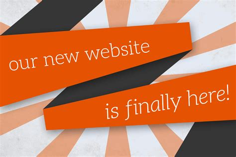New Office Website Launches by Welcome To Our New Website My Cms