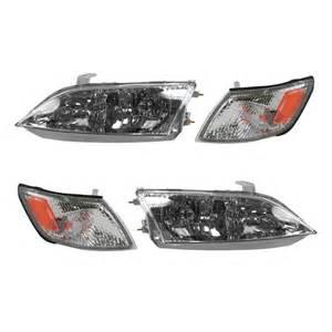 headlight headl corner light l kit set of 4 for 97