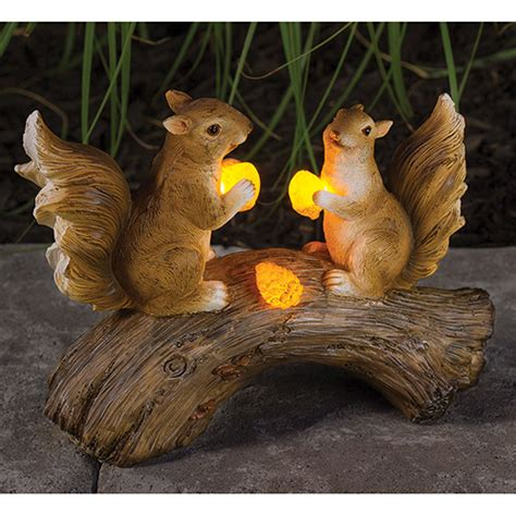 Squirrel Solar Light Household Gift Items Jerry S T S